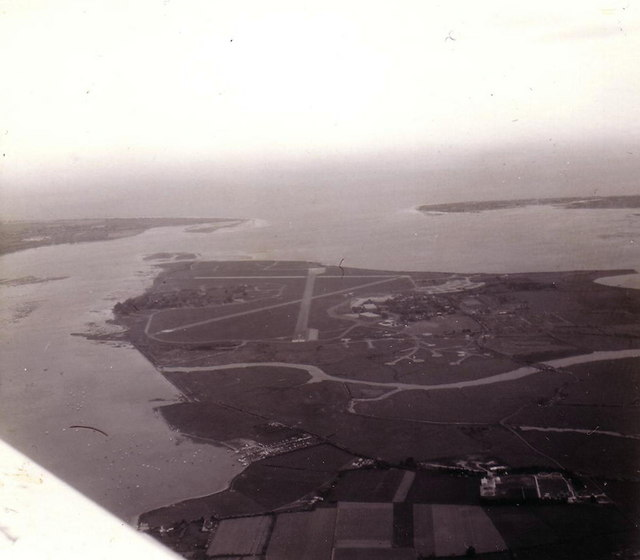 RAF Thorney Island (Baker barracks R.A.)
