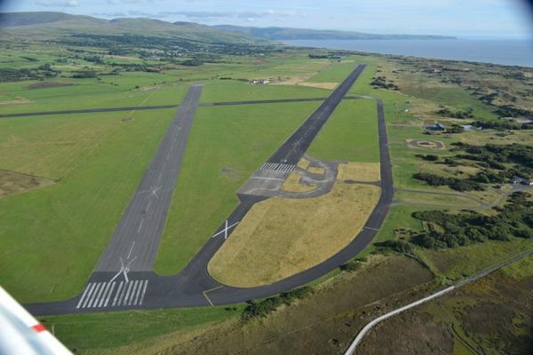 Llanbedr Airport